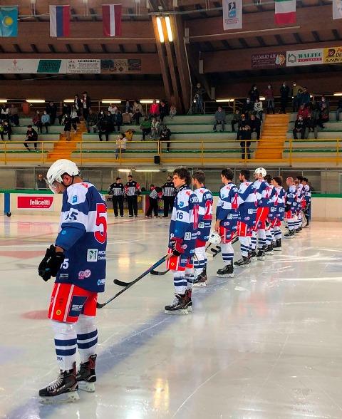 Hockey como debutto con ko