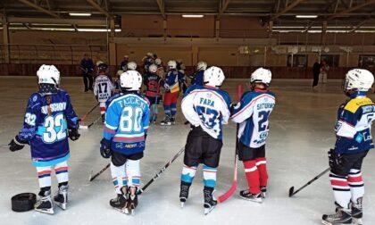 Hockey Como, si è aperta ufficialmente la stagione della prima squadra biancoblù 2021/22