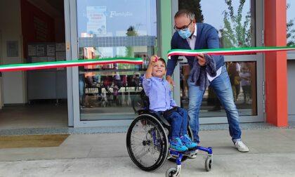 La Nostra Famiglia inaugura il nuovo Centro di Riabilitazione a Como: spazi, servizi e amore per 420 bimbi fragili