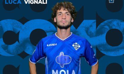 Como calcio, dalla serie A arriva sul Lario il difensore Luca Vignali fino al 30 giugno 2022