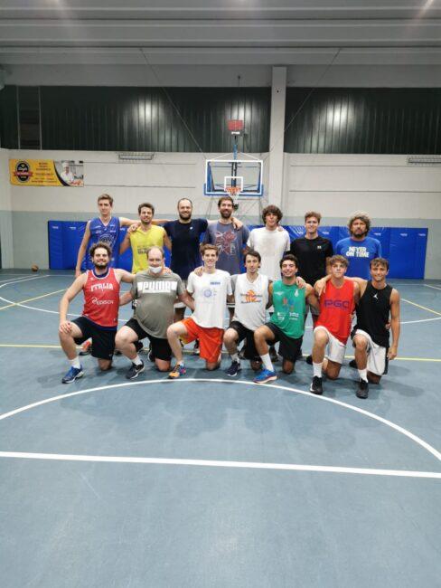 Basket C Silver Le Bocce 2021/22