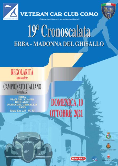 Auto d'epoca Erba-Madonna del Ghisallo