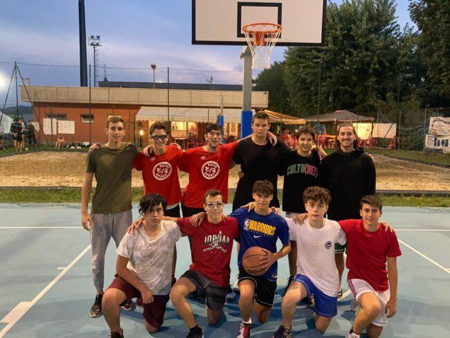 basket lariano Lurate UNder17 Uisp