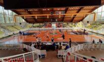 """Basket giovanile che successone il 1° """"Trofeo del centenario"""" a Casnate"""