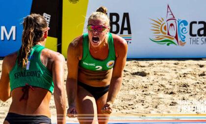Pallavolo lariana, la coppia Malacrida-Ruffini è di bronzo ai campionati italiani Under20 di beach volley