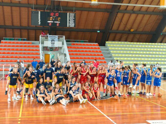 Pallacanestro lariana memorial Ciccio torneo u17