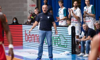 """Pallacanestro Cantù vince a Piacenza ma non basta. Sodini: """"Dispiaciuti di non esserci qualificati"""""""