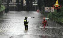 Maltempo: provincia di Varese in ginocchio. Salvati automobilisti
