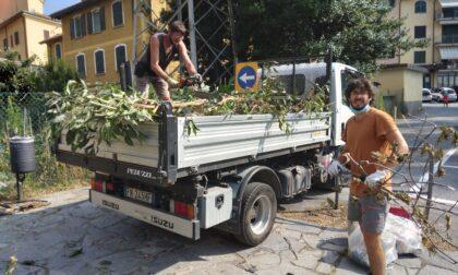 Giornata del Lambro pulito:  raccolti 3 camion di rifiuti