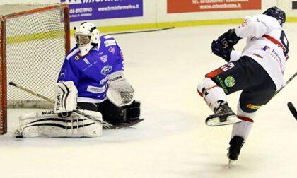 Hockey Como il team lariano blinda la porta con Tesini e Menguzzato