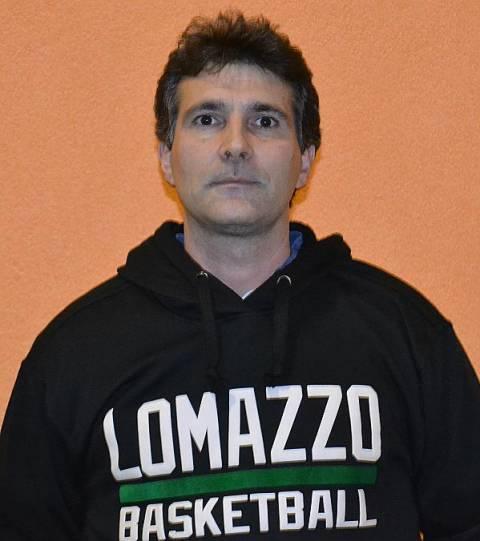 Basket serie D Paolo Zandalini