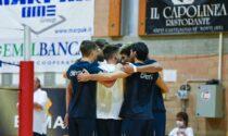 Il Pool Libertas lotta per cinque set contro la Conad Reggio Emilia