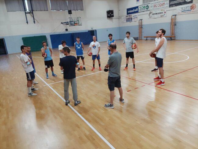 Basket serie D Rovello al via