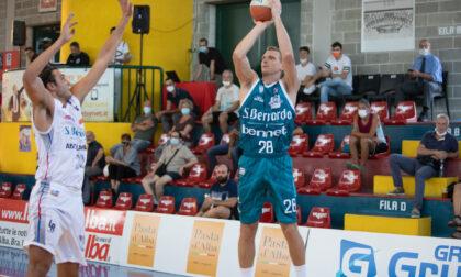 Pallacanestro Cantù vince la prima edizione di Acqua San Bernardo Cup