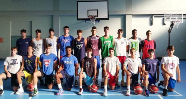 Progetto Giovai cantù Supergruppo C U19 u17