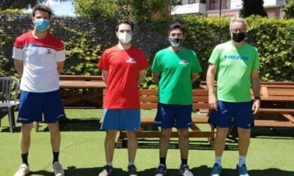 Tennis lariano il team maschile del club eliminato al 1° turno dei playoff per la promozione in D1