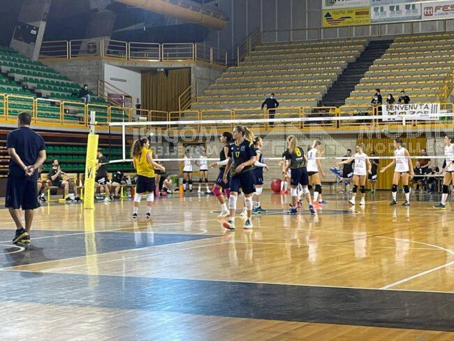 Albese Volley testa a Brescia