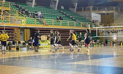 Albese Volley ieri sera per la Tecnoteam un nuovo utile test contro la Millenium Brescia