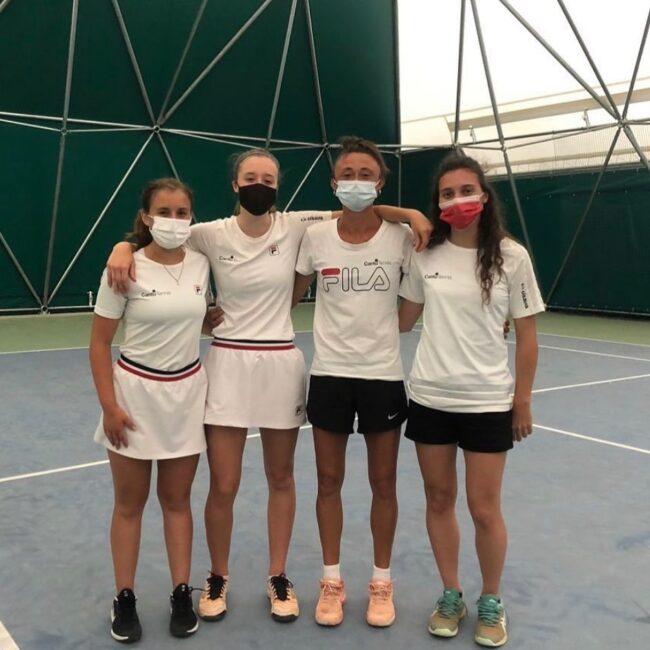 Tennis lariano CT Cantù femminile