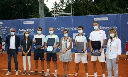 """Tennis, oggi alle 15 Moroni-Cerendulo è la finale del 15° """"Città di Como"""" 2021"""