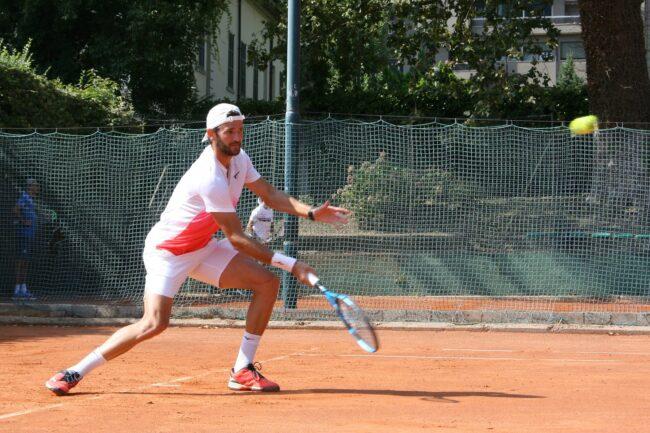Tennis lariano Andrea Vavassori