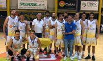 Basket C Gold la Virtus Cermenate pronta per l'esordio di domani contro Pall. Milano