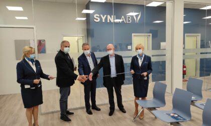 """Synlab Como si fa più grande con l'ampliamento del punto prelievi. L'Ad Buratti: """"Un ulteriore investimento su questo territorio"""""""