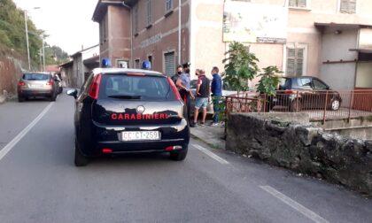 Tavernerio l'aggressore si è consegnato ai Carabinieri