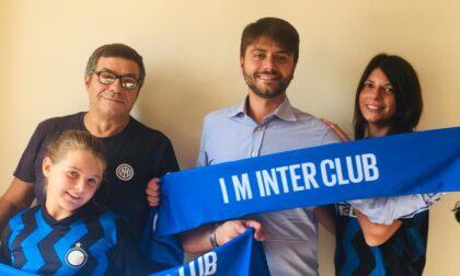 """I Di Turi, famiglia nerazzurra: e l'Inter li sceglie come """"simbolo"""" della società"""