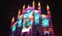 Luci d'autore: il Duomo di Monza come non l'avete mai visto in video