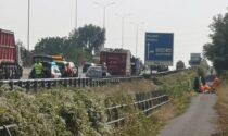 Incidente sulla Statale 36: morto il giovane caduto ieri in moto