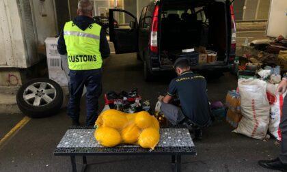 Sequestrata una tonnellata e mezza di prodotti alimentari in cattive condizioni