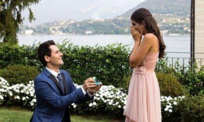 """I Me Contro Te si sposano: il """"sì"""" in riva al Lago di Como"""