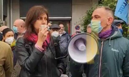 "Presidio CGIL Como, Braga (Pd): ""Grave assenza del sindaco"""