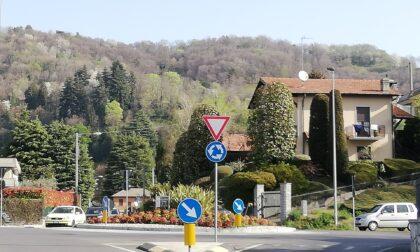 Albese, presto i lavori per rendere più sicura la rotonda di via Montorfano
