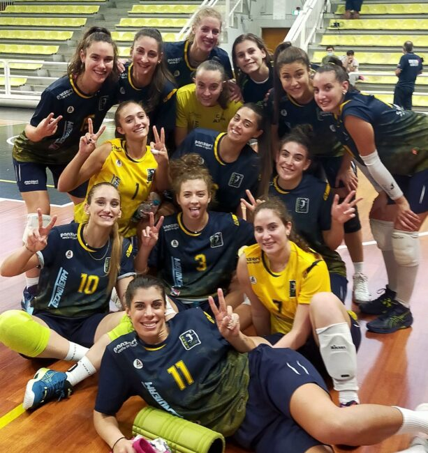 Albese Volley ultimo test