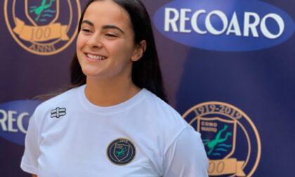 Como Nuoto la Rana Rosa Alessia Iannarelli ai Mondiali Under20 con l'Italia