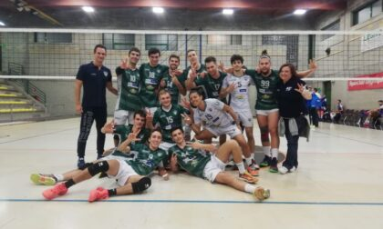 Volley CM: Pool Libertas Cantù - New Team Volley Bollate 3-2