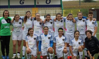 Como Women buona la prima per le Giovanissime azzurre nel derby contro il Lecco