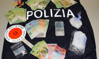 Arrestati marito e moglie per spaccio di cocaina