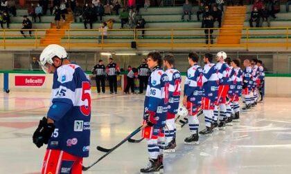 Hockey Como domani i biancoblù a caccia dei primi punti contro il Caldaro