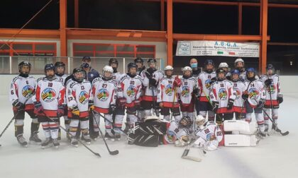 Hockey Como oggi gli Under15 scendono in pista ospiti della Chiavennese