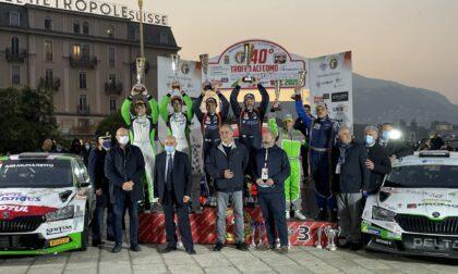 Rally Como: premiati i vincitori