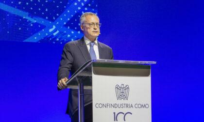 """Carlo Bonomi ospite di Confindustria Como: """"Tra qualche anno i nostri figli ci chiederanno come abbiamo usato l'occasione del Next Generation"""""""