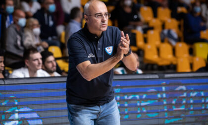"""Pallacanestro Cantù coach Sodini: """"Non sono completamente soddisfatto"""""""