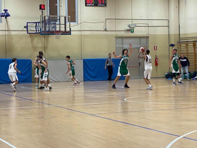 Basket serie D cadorago carate