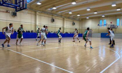 Basket serie D, nel posticipo domenicale ko pesante del Cabiate a Carate Brianza