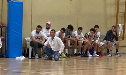 Basket serie D l'Olimpia Cadorago vince in casa il derby domenicale contro Lomazzo