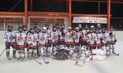 Hockey Como subito a segno gli Under13 Road 2006 contro i campioni d'Italia del Pinerolo