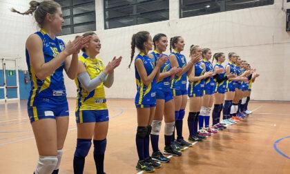 Serie Df: Autovittani Albosaggia Volley 3 - Virtus Cermenate 1